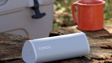 صورة Sonos تعلن عن مكبر الصوت المحمول Roam