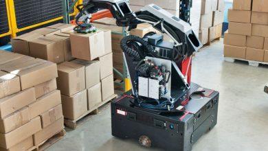 Stretch .. الروبوت التجاري التالي لشركة بوسطن ديناميكس