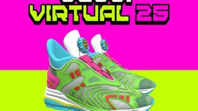 صورة Virtual 25 .. أحذية رياضية افتراضية من Gucci