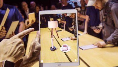 صورة آبل تريد استخدام الواقع المعزز لجعل المحادثات أفضل