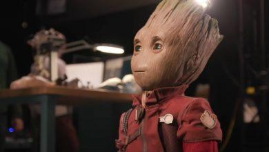 صورة أحدث روبوت من ديزني يجلب Groot إلى الحياة