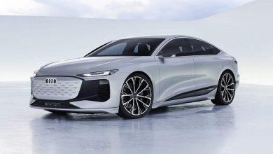 صورة أودي تشوق لمستقبل السيارات الكهربائية عبر A6 E-Tron