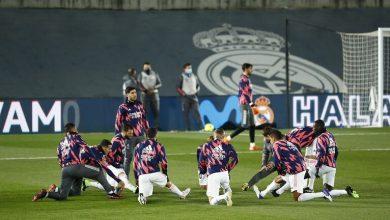 صورة إصابة جديدة في ريال مدريد تقلق زيدان