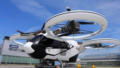 صورة إيرباص تختبر تقنية LiDAR لجعل الطيران أكثر أمانًا