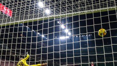 صورة بعض التلاعب في مباريات لكرة القدم في صربيا