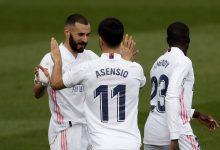 صورة ريال مدريد إلى الطريق نحو اللقب