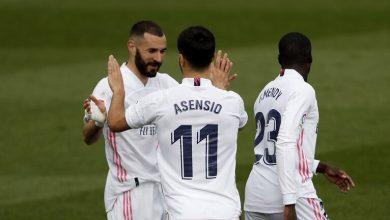 صورة ثنائي ريال مدريد تحت خطر الإيقاف في دوري الأبطال