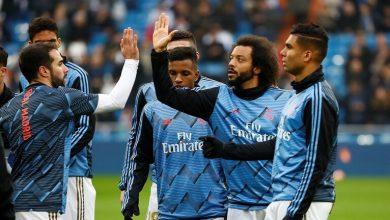 صورة ريال مدريد يقع في أزمة دفاعية في صفوف لاعبية