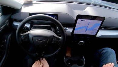 صورة فورد تستهدف تيسلا من خلال نظام BlueCruise