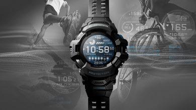 صورة كاسيو تكشف عن ساعة G-Shock الذكية مع Wear OS