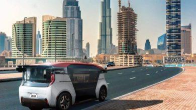 صورة كروز تجلب سيارات الأجرة الآلية دون سائق إلى دبي
