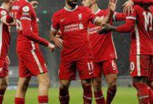 صورة لحظة بلحظة : مباراة ليفربول ومانسشتر يونايتد الدوري الإنجليزي
