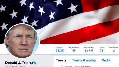 صورة نهاية الدعوى القضائية بشأن حساب ترامب عبر تويتر