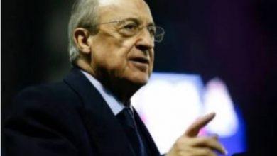 صورة رسمياً .. فلورنتينيو بيريز رئيساً لريال مدريد حتى عام 2025