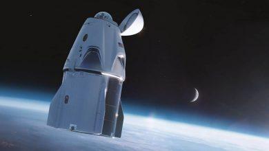 صورة Crew Dragon تحصل على قبة زجاجية لمشاهدة الفضاء