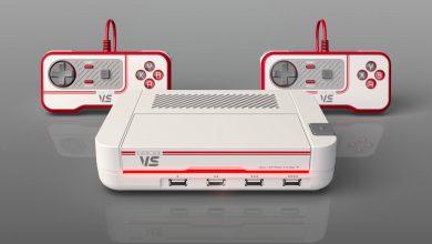 صورة Evercade VS .. منصة ألعاب بنمط قديم تواكب العصر