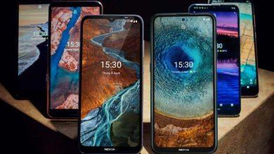صورة HMD Global تكشف عن Nokia G20 و G10 و C20 و C10