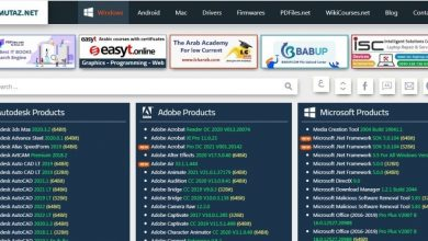 صورة Mutaz.net .. الموقع الأشهر عربيًا لتحميل البرامج