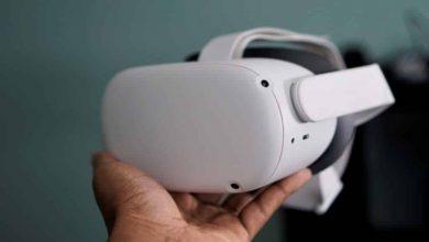 صورة Oculus Quest 2 تدعم البث اللاسلكي من الحاسب