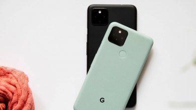 صورة Pixel 6 يعمل بشريحة GS101 الجديدة من جوجل