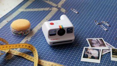 صورة Polaroid Go .. الكاميرا الفورية التناظرية الأصغر حتى الآن