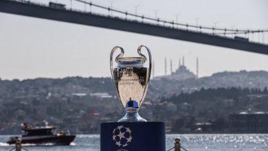صورة كأس دوري أبطال أوروبا في تركيا