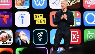 صورة آبل رفضت مليون تطبيق جديد في عام 2020