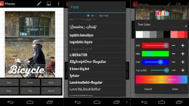 إليك أفضل تطبيقات الكتابة على الصور في أندرويد
