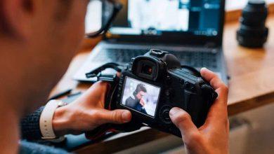 صورة إليك برنامج تحسين جودة الصور Movavi Picverse