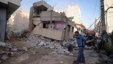 صورة قطر تخصص 500 مليون دولار لإعادة إعمار غزة