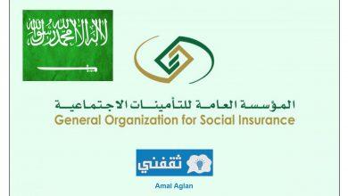 صورة الاستعلام على التأمينات الاجتماعية برقم السجل المدني أو رقم الهوية