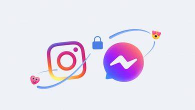 صورة الدمج بين ماسنجر وإنستاجرام يفوق توقعات فيسبوك