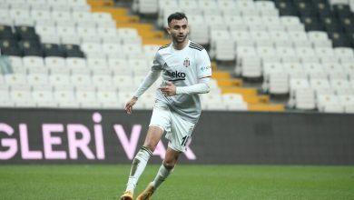 صورة الدولي رشيد غزال يحصل جائزة أفضل لاعب في الدوري التركي
