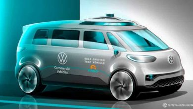 السيارات الذاتية القيادة تسير عبر الطرق العامة في ألمانيا