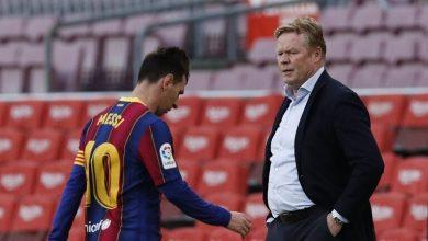 صورة برشلونة سيقدم عرض للاعب ميسي ضمن حدود معينة