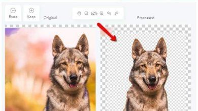 كيفية تفريغ الصور في أجهزة الحاسب العاملة بنظام ماك