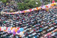 صورة تكبيرات عيد الفطر المبارك 2021 والوقت الصحيح لترديدها وكل عام وأنتم بخير