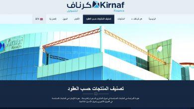 صورة تمويل الأعمال شركة كرناف للمشاريع الصغيرة والمتوسطة 2021