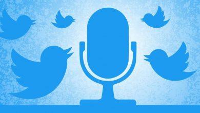 تويتر تضيف خيار جدولة الغرف الصوتية