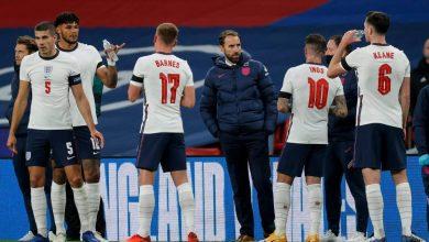 جوجل تساعد مدرب إنجلترا في اختيار فريقه