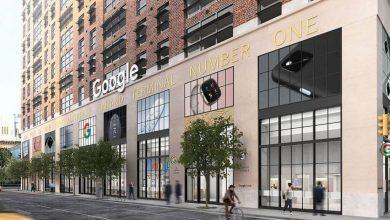 صورة جوجل تفتتح متجرها الفعلي الأول هذا الصيف