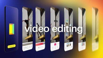 صورة سناب تعلن عن تطبيق تعديل القصص Story Studio