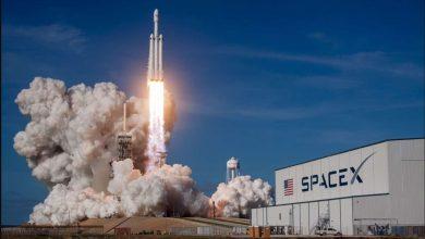 شركة SpaceX تخطط لأول اختبار للمركبة الفضائية المدارية