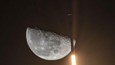 شركة SpaceX ترسل مهمة قمرية ممولة بواسطة Dogecoin