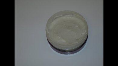 صورة طريقة صنع كريم مزيل العرق المنزلي الذي يعطي رائحة مميزة