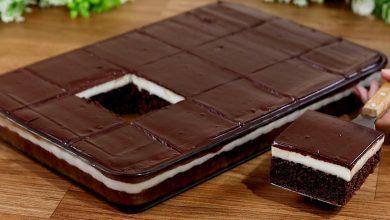صورة طريقة عمل كيكة الشوكولاتة بالخلاط بطريقة سهلة واقتصادية وبمذاق لذيذ ومميز