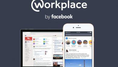 صورة فيسبوك لديها 7 ملايين مشترك في Workplace