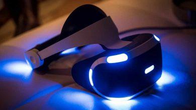 صورة نظارة PlayStation VR من سوني تأتي بدقة 4K