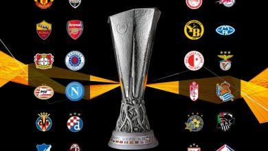 صورة جدول مباريات الدوري الأوروبي 2021 ونتائج المباريات وهدافي البطولة
