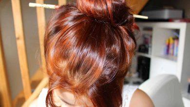 صورة أسهل طريقة صبغ الشعر بالحنة لظهور جمالك في العيد
